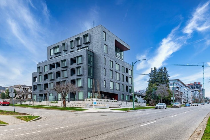 402 7777 CAMBIE STREET - Cambie Apartment/Condo for sale, 1 Bedroom (R2619898)