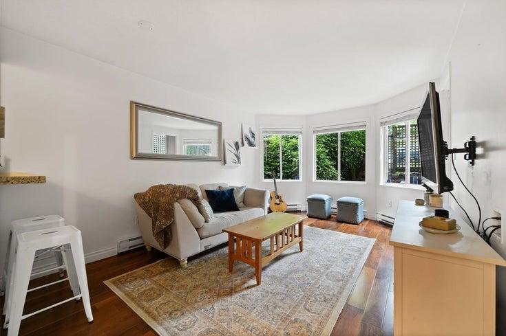 209 2057 W 3RD AVENUE - Kitsilano Apartment/Condo for sale, 1 Bedroom (R2619907)