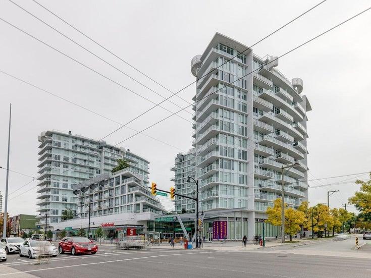 707 4638 GLADSTONE STREET - Victoria VE Apartment/Condo for sale, 1 Bedroom (R2619908)