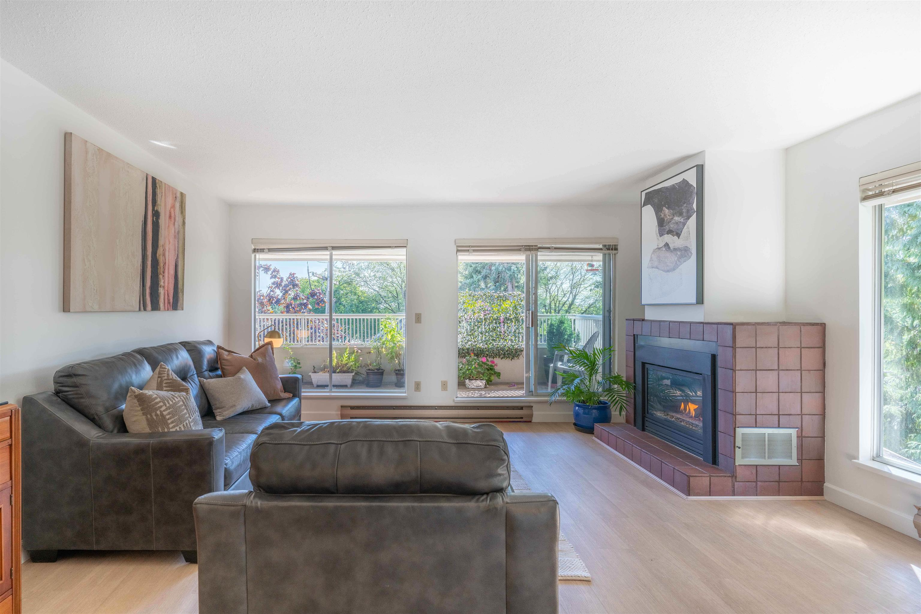 203 3626 W 28TH AVENUE - Dunbar Apartment/Condo for sale, 2 Bedrooms (R2619922)