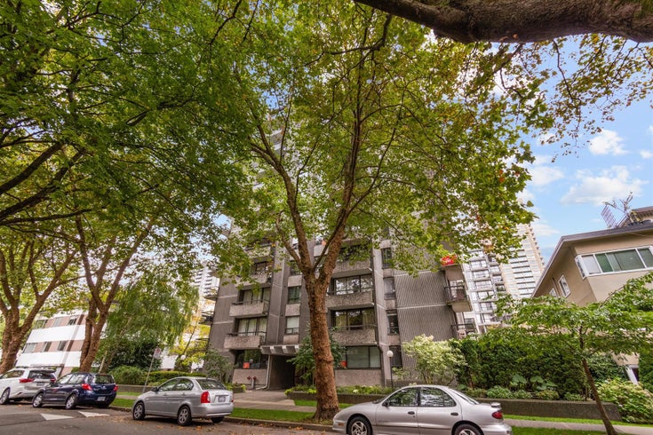 207 1720 BARCLAY STREET - West End VW Apartment/Condo for sale, 1 Bedroom (R2619929)