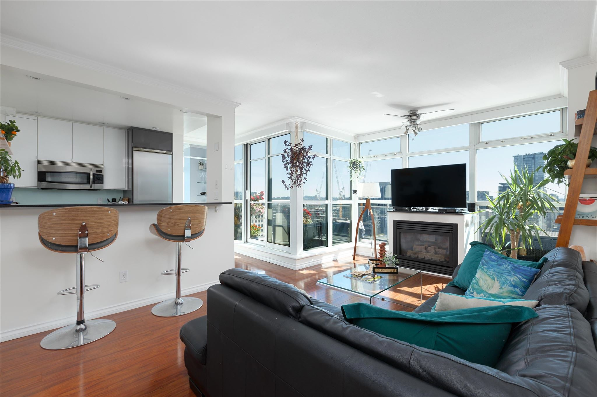 3106 438 SEYMOUR STREET - Downtown VW Apartment/Condo for sale, 2 Bedrooms (R2619932) - #1