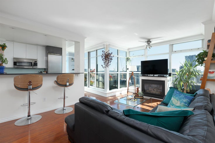 3106 438 SEYMOUR STREET - Downtown VW Apartment/Condo for sale, 2 Bedrooms (R2619932)