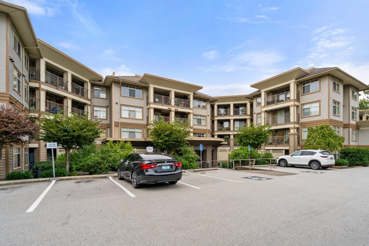 418 12248 224TH STREET - East Central Apartment/Condo for sale, 2 Bedrooms (R2619938)