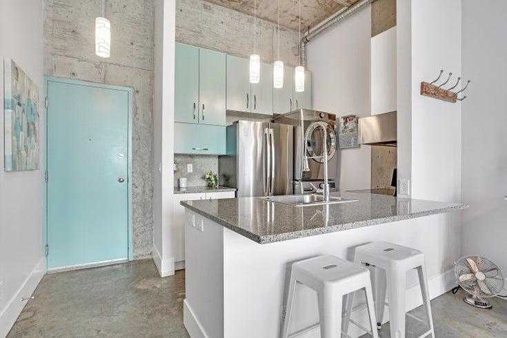204 228 E 4TH AVENUE - Mount Pleasant VE Apartment/Condo for sale, 1 Bedroom (R2619949)