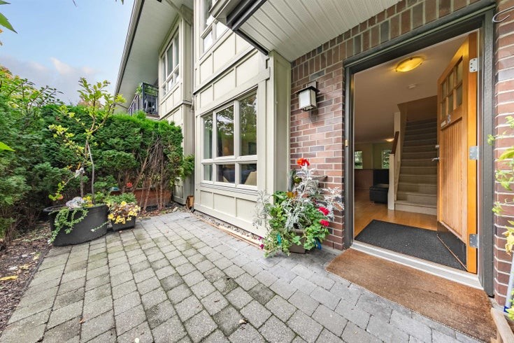8 4055 PENDER STREET - Willingdon Heights Townhouse for sale, 3 Bedrooms (R2619973)