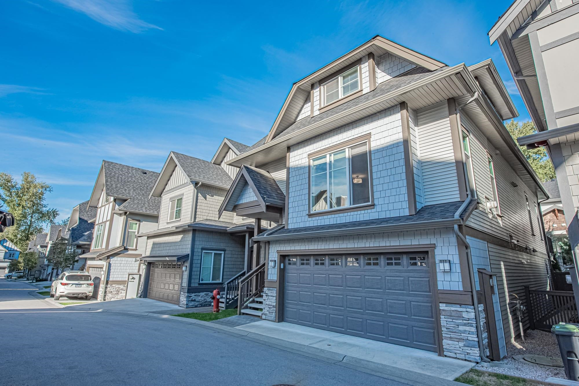 6 8217 204B STREET - Willoughby Heights Townhouse for sale, 5 Bedrooms (R2619989) - #1