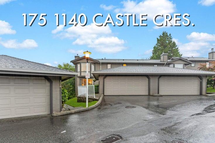 175 1140 CASTLE CRESCENT - Citadel PQ Townhouse for sale, 4 Bedrooms (R2619994)