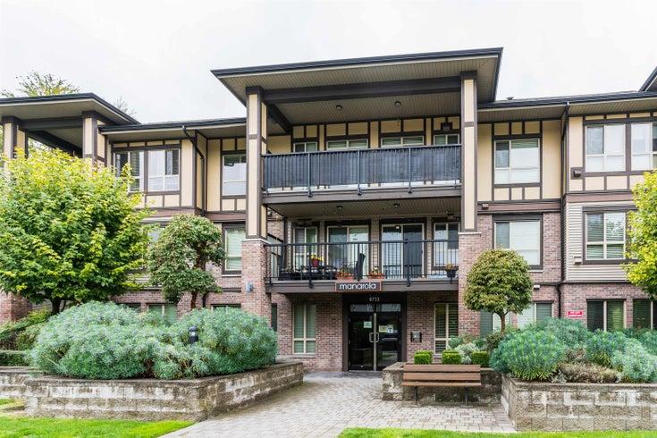 401 8733 160 STREET - Fleetwood Tynehead Apartment/Condo for sale, 2 Bedrooms (R2620002)