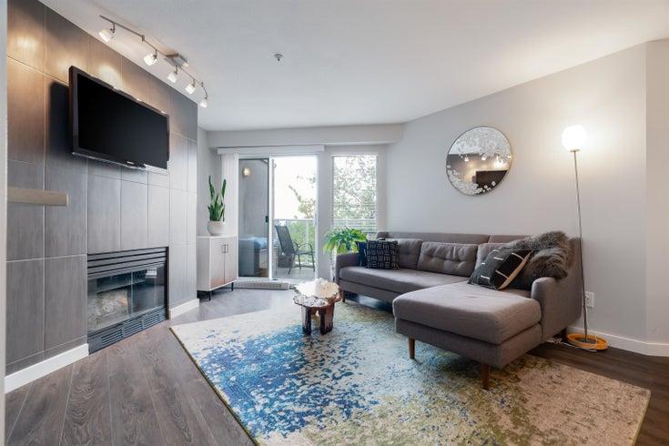 408 8430 JELLICOE STREET - South Marine Apartment/Condo for sale, 2 Bedrooms (R2620005)