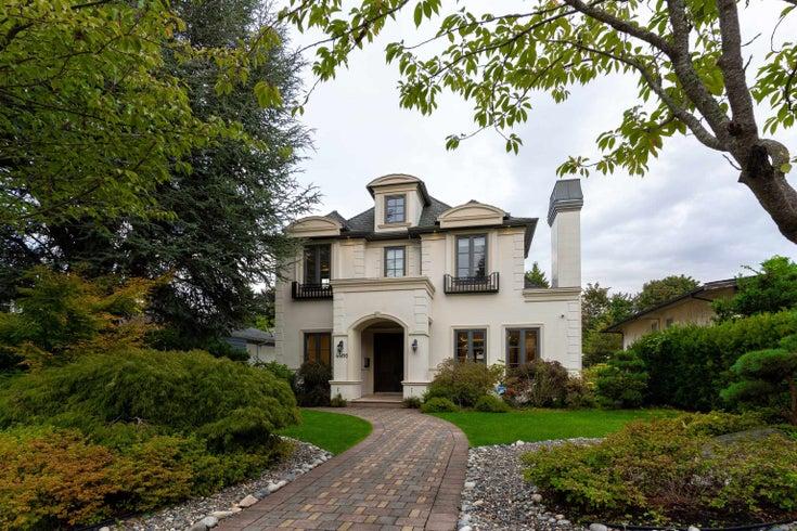 4466 CHALDECOTT STREET - Dunbar House/Single Family for sale, 4 Bedrooms (R2620016)