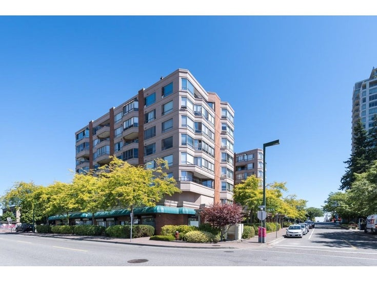 705 15111 RUSSELL AVENUE - White Rock Apartment/Condo for sale, 1 Bedroom (R2620020)