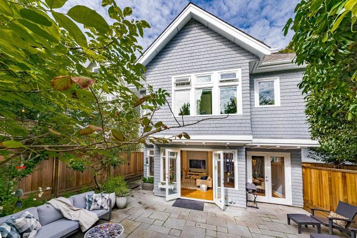 2878 W 3RD AVENUE - Kitsilano 1/2 Duplex for sale, 3 Bedrooms (R2620030)