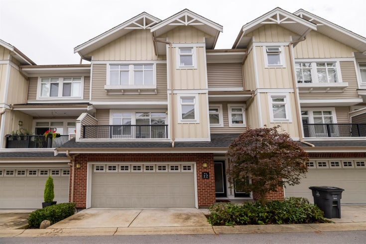 12 2925 KING GEORGE BOULEVARD - Elgin Chantrell Townhouse for sale, 3 Bedrooms (R2620031)