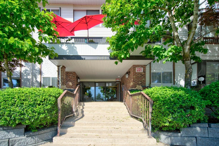 112 2211 CLEARBROOK ROAD - Abbotsford West Apartment/Condo for sale, 1 Bedroom (R2620032)