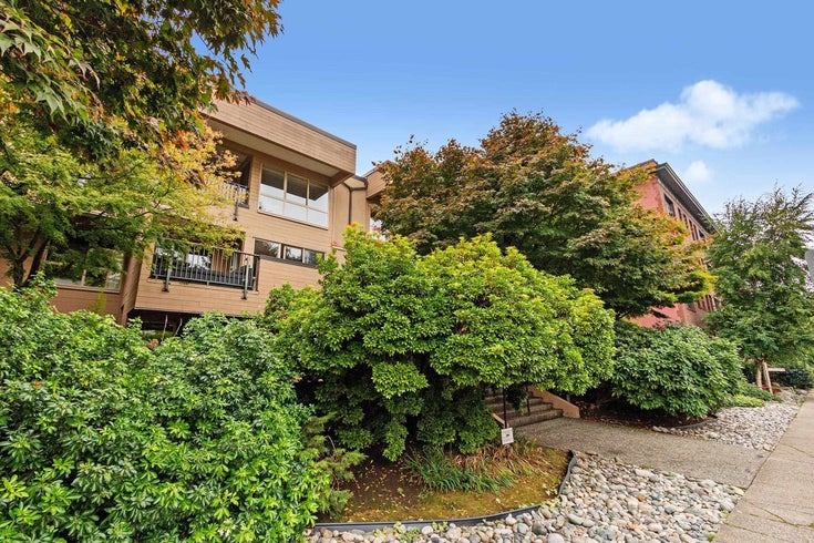 104 1260 W 10TH AVENUE - Fairview VW Apartment/Condo for sale, 2 Bedrooms (R2620053)