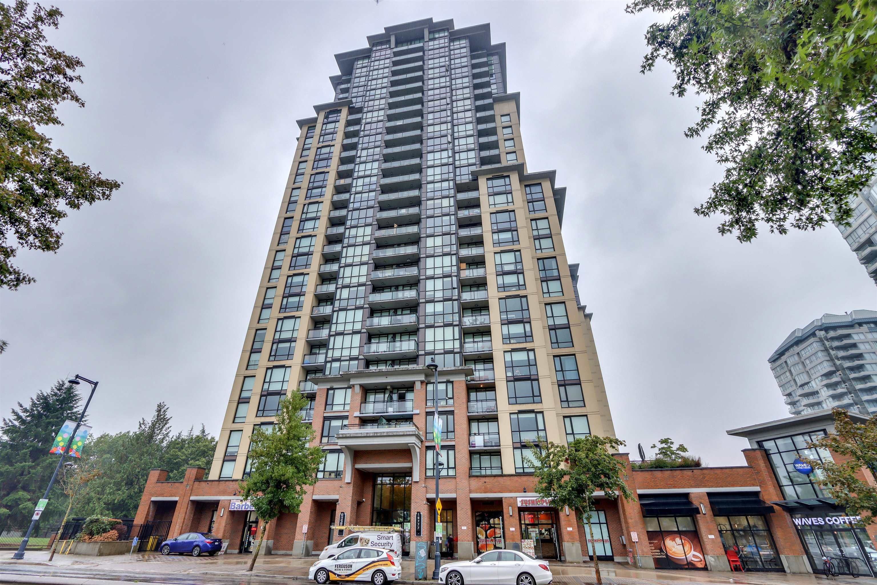 1210 10777 UNIVERSITY DRIVE - Whalley Apartment/Condo for sale, 1 Bedroom (R2620056) - #1