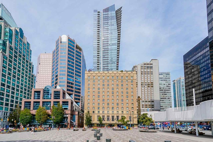 3202 667 HOWE STREET - Downtown VW Apartment/Condo for sale, 2 Bedrooms (R2620070)