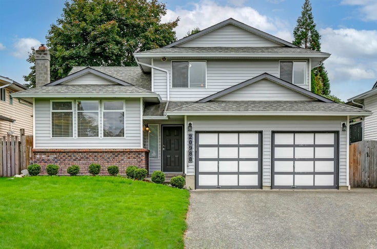 20988 94B AVENUE - Walnut Grove House/Single Family for sale, 3 Bedrooms (R2620071)