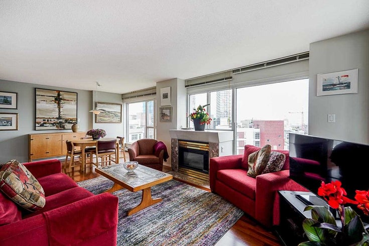 1203 183 KEEFER PLACE - Downtown VW Apartment/Condo for sale, 2 Bedrooms (R2620074)
