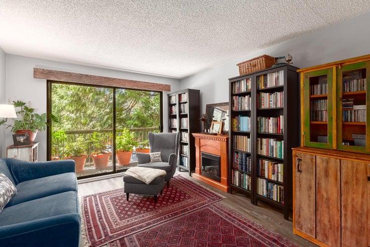 201 1515 E 5TH AVENUE - Grandview Woodland Apartment/Condo for sale, 1 Bedroom (R2620088)