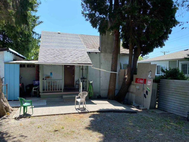 3820 NAPIER STREET - Willingdon Heights House/Single Family for sale, 2 Bedrooms (R2620090)
