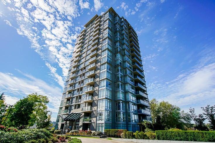 1904 555 DELESTRE AVENUE - Coquitlam West Apartment/Condo for sale, 2 Bedrooms (R2620097)
