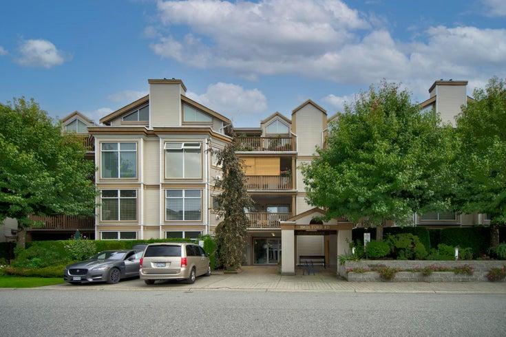 206 19131 FORD ROAD - Central Meadows Apartment/Condo for sale, 2 Bedrooms (R2620099)