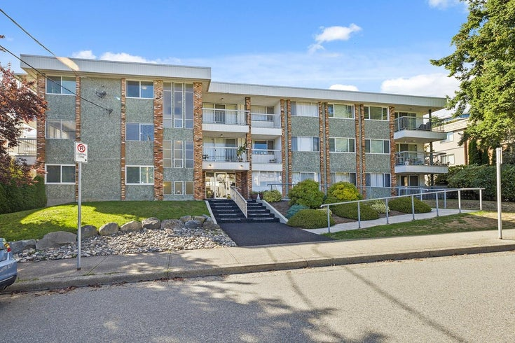 301 1331 FIR STREET - White Rock Apartment/Condo for sale, 2 Bedrooms (R2620104)