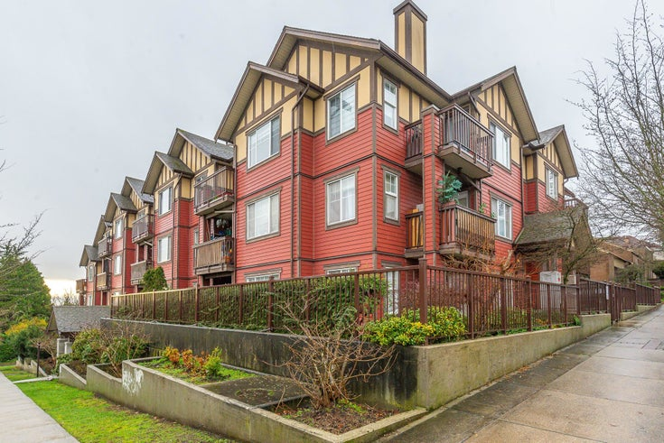 301 1205 FIFTH AVENUE - Uptown NW Apartment/Condo for sale, 2 Bedrooms (R2620106)