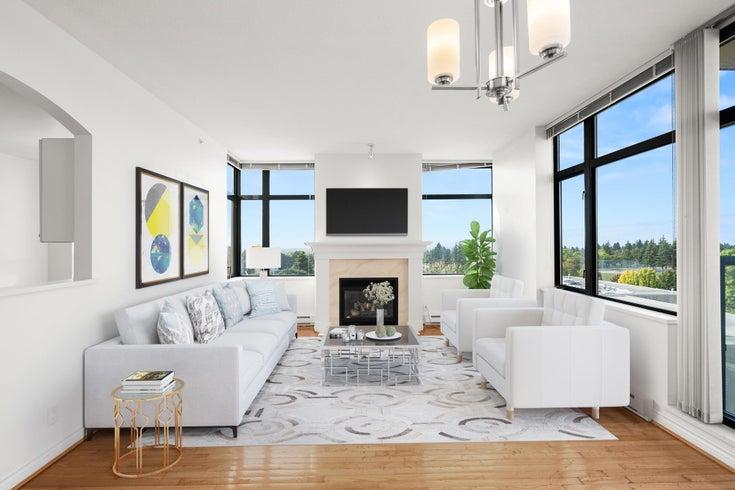 607 538 W 45TH AVENUE - Oakridge VW Apartment/Condo for sale, 2 Bedrooms (R2620120)