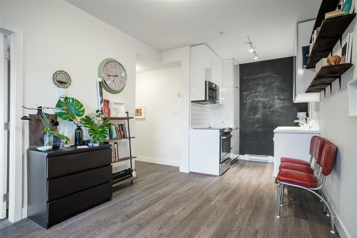 201 138 E HASTINGS STREET - Downtown VE Apartment/Condo for sale, 1 Bedroom (R2620123)