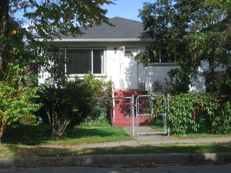 3107 E 17TH AVENUE - Renfrew Heights House/Single Family for sale, 4 Bedrooms (R2620125)