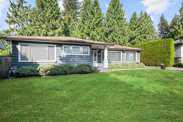 3435 BLUEBONNET ROAD - Edgemont House/Single Family for sale, 3 Bedrooms (R2620129)