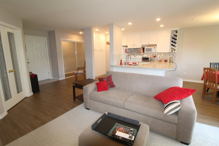 317 22150 48 AVENUE - Murrayville Apartment/Condo for sale, 2 Bedrooms (R2620193)