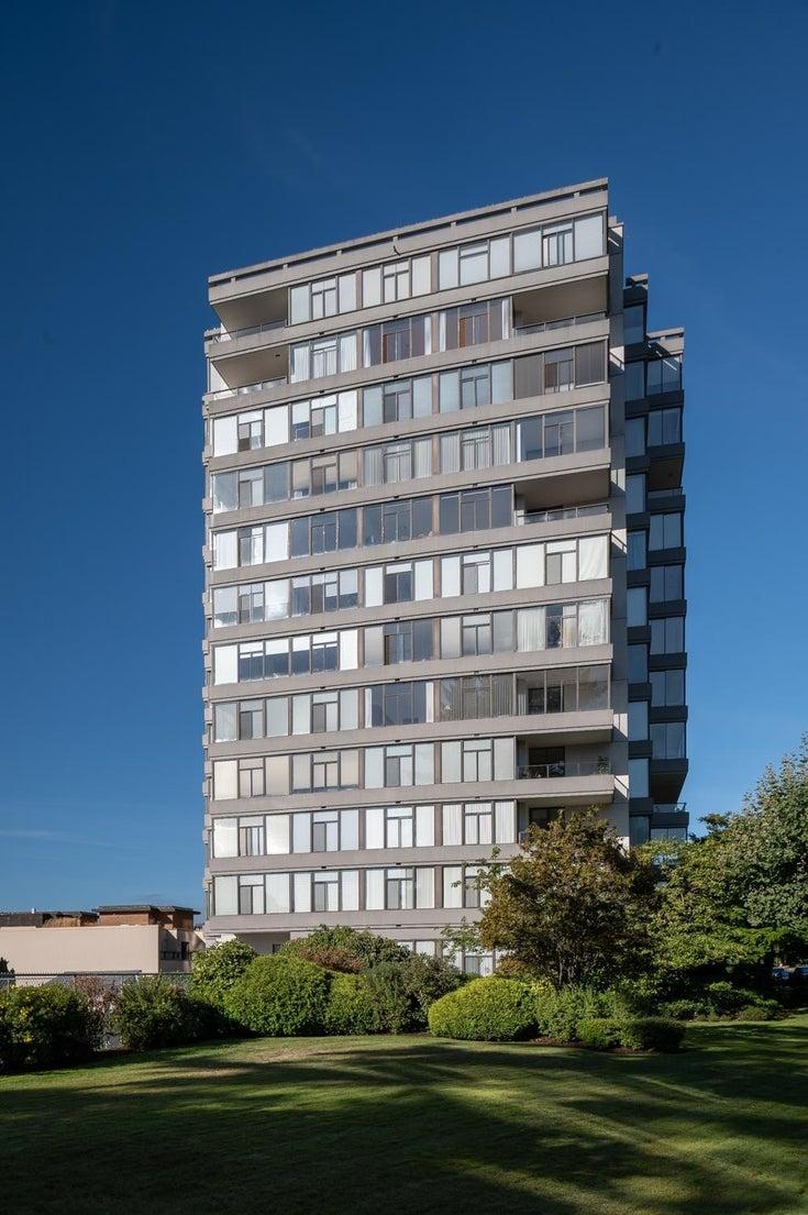703 1480 DUCHESS AVENUE - Ambleside Apartment/Condo for sale, 1 Bedroom (R2620200)