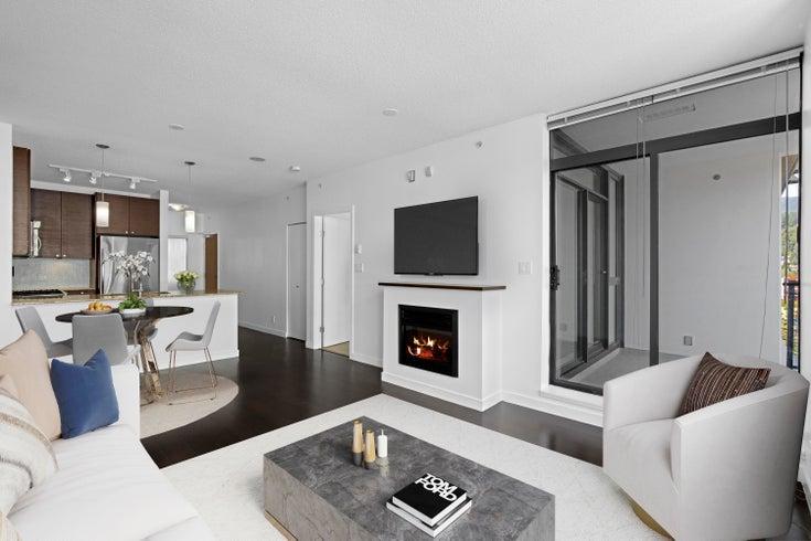409 400 CAPILANO ROAD - Port Moody Centre Apartment/Condo for sale, 1 Bedroom (R2620204)