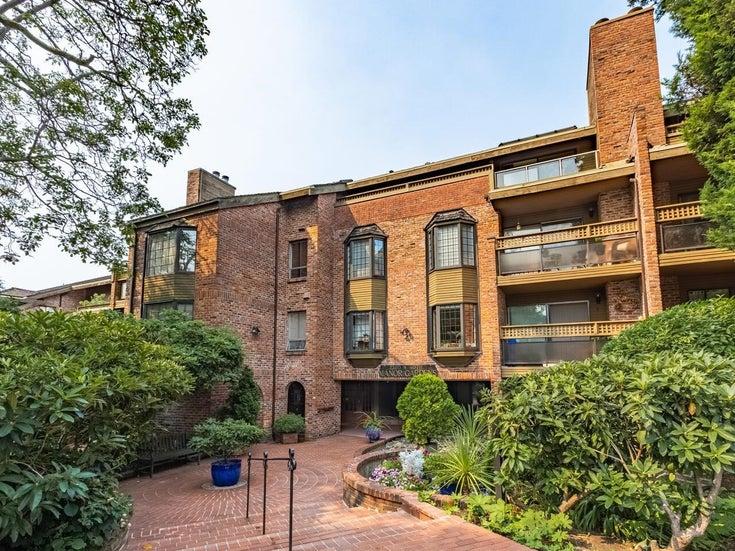 406 2320 W 40TH AVENUE - Kerrisdale Apartment/Condo for sale, 2 Bedrooms (R2620206)