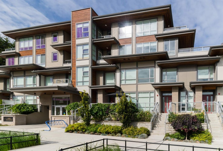 5483 LOUGHEED HIGHWAY - Parkcrest Townhouse for sale, 2 Bedrooms (R2620234)