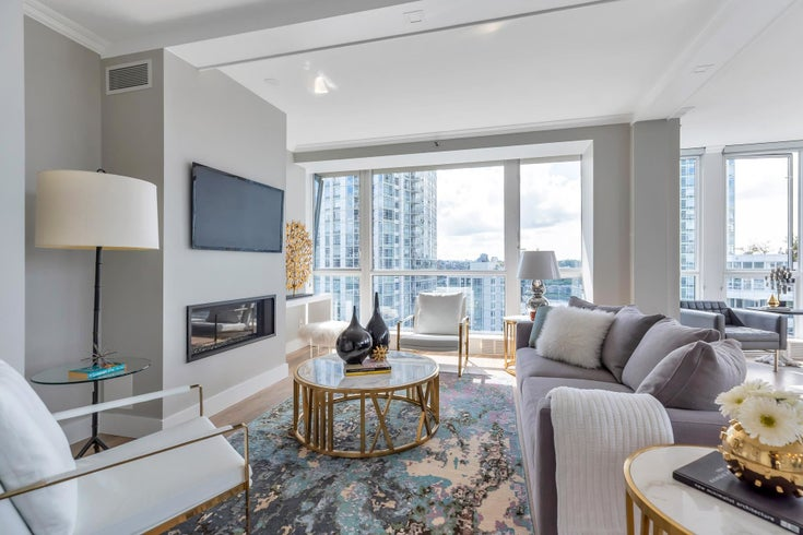 PH1501 1177 PACIFIC BOULEVARD - Yaletown Apartment/Condo for sale, 3 Bedrooms (R2620237)