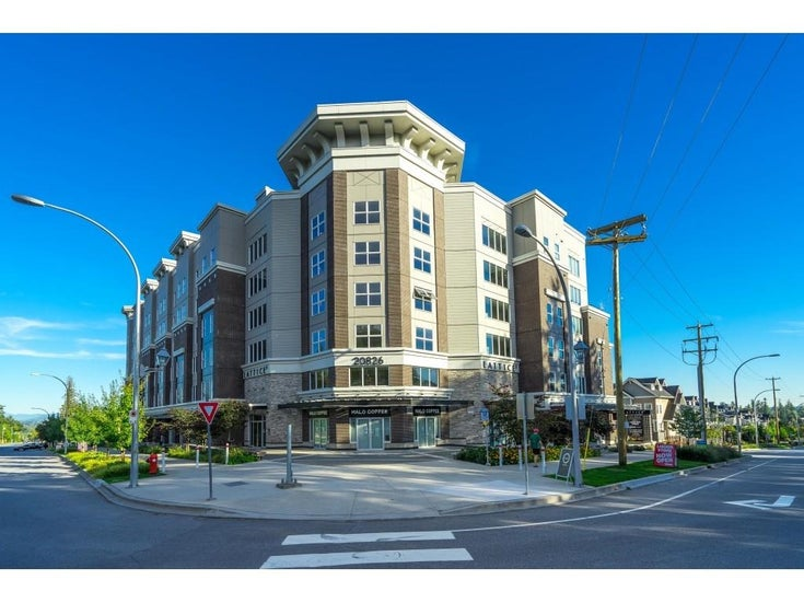 408 20826 72 AVENUE - Willoughby Heights Apartment/Condo for sale, 1 Bedroom (R2620265)