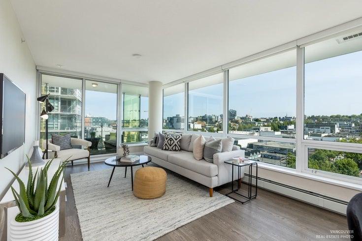 1102 1783 MANITOBA STREET - False Creek Apartment/Condo for sale, 2 Bedrooms (R2620270)