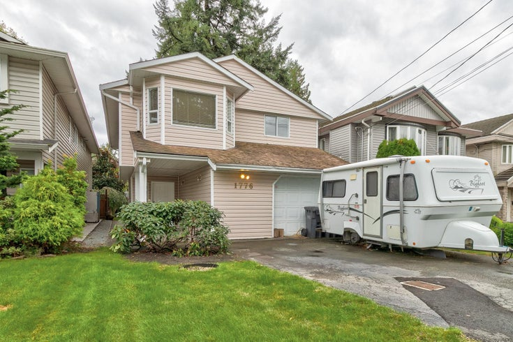 1776 LANGAN AVENUE - Central Pt Coquitlam House/Single Family for sale, 4 Bedrooms (R2620273)