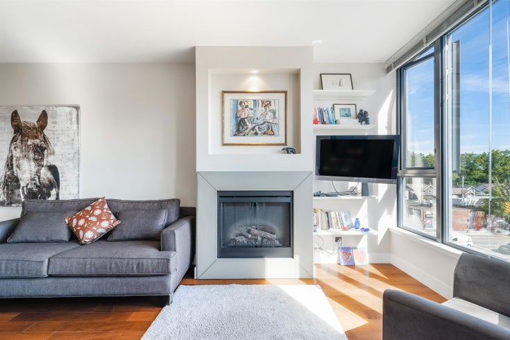 410 3228 TUPPER STREET - Cambie Apartment/Condo for sale, 1 Bedroom (R2620304)