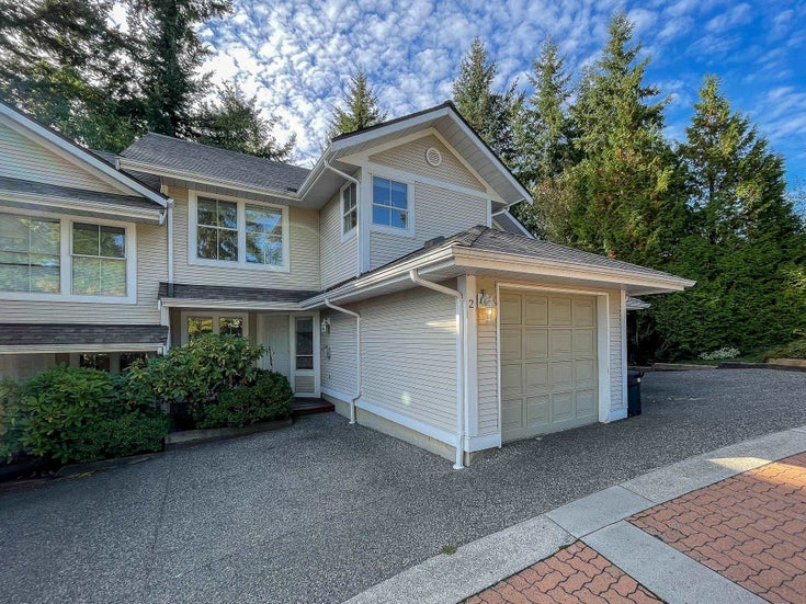 2 2590 PANORAMA DRIVE - Westwood Plateau Townhouse for sale, 4 Bedrooms (R2620319)
