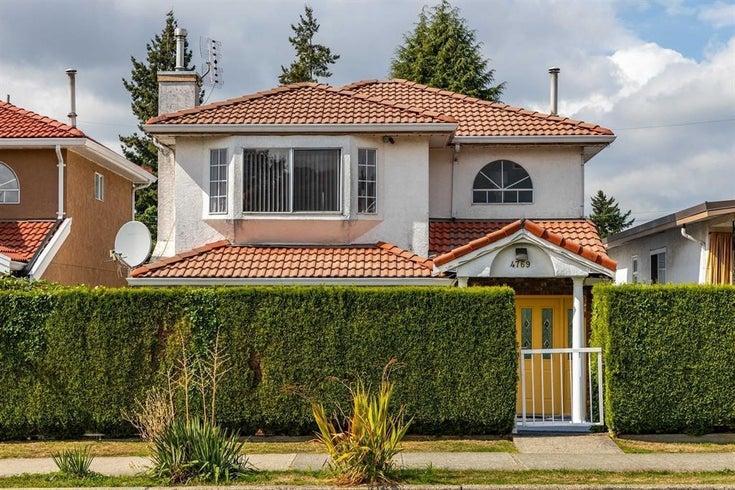 4769 RUPERT STREET - Collingwood VE House/Single Family for sale, 5 Bedrooms (R2620320)