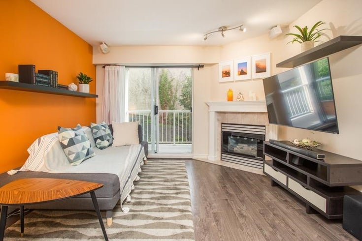 309 1035 AUCKLAND STREET - Downtown NW Apartment/Condo for sale, 1 Bedroom (R2620328)