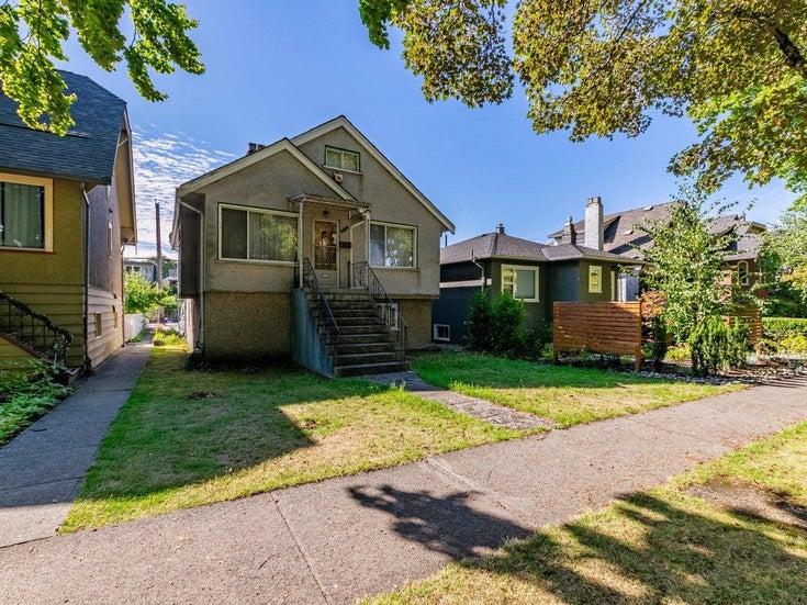 2558 WILLIAM STREET - Renfrew VE House/Single Family for sale, 4 Bedrooms (R2620358)