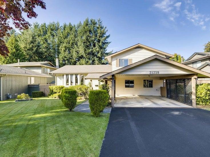 21259 DOUGLAS AVENUE - Northwest Maple Ridge House/Single Family for sale, 4 Bedrooms (R2620367)