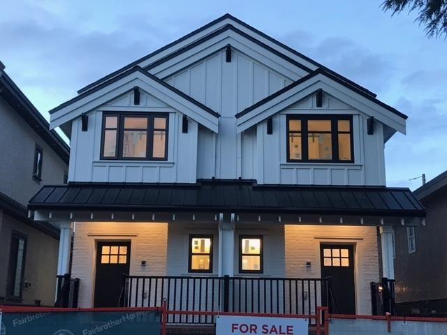 63 E 53RD AVENUE - South Vancouver 1/2 Duplex for sale, 4 Bedrooms (R2620394)